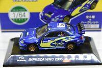 SUBARU IMPREZA WRC 2005 Mexico P.Solberg 1:64 Scale CM's Rally Car SS.4