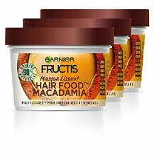 Garnier Fructis Masque Nourrissant Hair Food Macadamia 390 ml - Lot de 3