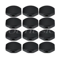 Tuner Buttons for Guitar Tuning Pegs Tuners Machine Heads 12 Pcs