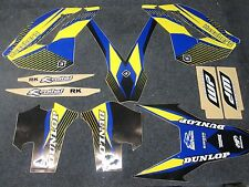 HUSABERG FE / FX 350,450,570 2009-2012 Flu Design pts 2 FACTORY graphique gr1535