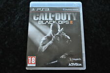 Call Of Duty Black Ops 2 Playstation 3 PS3 Geen Manual