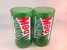 Mountain Dew tumblers, Set of 2 glasses