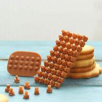Embosser Cake Mould Mini Alphabet Number Letter Cookie Biscuit Stamp S6D3