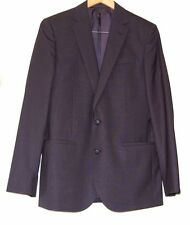 Country Road Mens Slim Fit Navy Blue Suit Jacket/Blazer Size 38, RRP$450