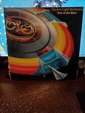 ELECTRIC LIGHT ORCHESTRA-DOUBLE VINYL RECORD-OUT OF THE BLUE