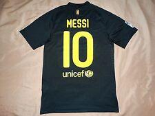 RARE Barcelona #10 MESSI shirt S jersey camiseta 2011 2012 Away