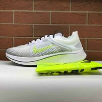Nike ZOOM FLY SP FAST WHITE RUNNING TRAINERS AT5242-170