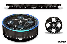 Skin Decal Wrap for the Amazon Echo Dot 2nd Gen Alexa Graphics Stickers REAPER