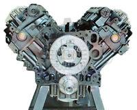 7.3L Ford Powerstroke Long Block Engine 1995-2003