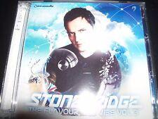 Stonebridge The Flavour The Vibe Vol 3 Various Mixed 2 CD – Like New