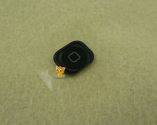 Black Home Button key Rubber Gasket Adhesive for iPod Touch 5th Gen 5G 32GB 64GB