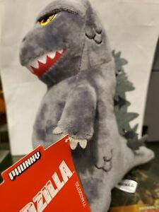 "New Kidrobot Godzilla 8"" Phunny Plush (Original Version)"