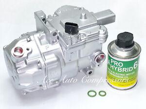 2010-2011 Toyota Prius OEM Reman 1.8L A/C Compressor 1 Year Wrty.