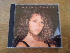 MARIAH CAREY DEBUT 1990 DUTCH CD ALBUM LONG OUT OF PRINT PRESSING SEXY PHOTOS***