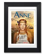 ANNE WITH AN E CAST SIGNED TV SHOW POSTER PHOTO AUTOGRAPH GIFT OF GREEN GABLES
