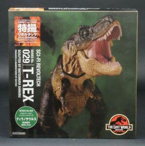 2011 Kaiyodo Revoltech SciFi 029 Jurassic Park Tyrannosaurus Rex T-Rex Sealed