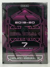 2019-20 Panini Obsidian Soccer Sealed Hobby Box!