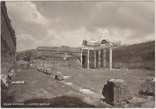 VILLA ADRIANA - L'ATRIO DORICO - TIVOLI (ROMA) 1961