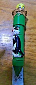 Warner Bro. Looney Tunes Tweety & Sylvester Puzzle Pen Applause 1998