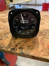 United Instruments Manifold Pressure P/N:6122