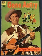 Gene Autry Comics #73  March 1953