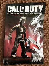 CALL OF DUTY MEGABLOKS EXCLUSIVE ZOMBIE FIGURE