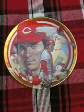 1992 The Hamilton Collection The Legendary Johnny Bench The Best Of Baseball