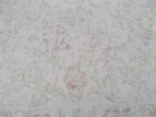 Ralph Lauren Fabric 'OLD HALL FLORAL' 3.4 METRES (340cm) Green - 100% Linen