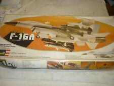 Revell un built plastic kit of a General Dynamics F-16A,  boxed