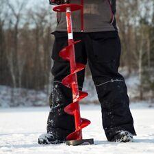 """35600 Eskimo 8"""" Pistol Bit 1/2"""" Drill Chuck Ice Fishing Auger Bit MFG REFURBISH"""