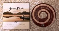 Windham Hill Artists ‎Yoga Zone - Music For Meditation Compilation CD 1998
