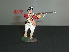 BRITAINS 18003 BRITISH 80TH FOOT STANDING FIRING METAL TOY SOLDIER FIGURE