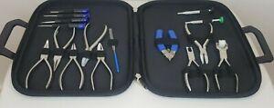 Next Vision Glasses Plier Set Screwdriver File Tool Set  - Ophthalmic Equipment