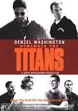 Remember the Titans * NEW DVD * Ryan Gosling Denzel Washington Will Patton