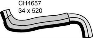 TOP RADIATOR HOSE for HYUNDAI TERRACAN 2.9L DIESEL J3 01~07 CH4657