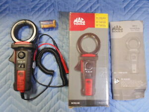 MacTools  20A-1500A AC/DC Current Probe EM111