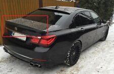 BMW 7 SERIES F01 F02 F03 F04 REAR BOOT TRUNK LIP SPOILER ACS LOOK NEW