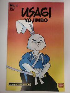 Usagi yojimbo #1 fantagraphics (1987) NM- 🔥9.2🔥