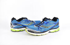 Saucony ProGrid Guide 5 Running Shoes 20140-3 Blue Lime Green US Men Size 12