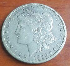 1890-CC Morgan Dollar - Mid grade