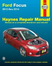 Repair Manual Haynes 36035 fits 12-14 Ford Focus