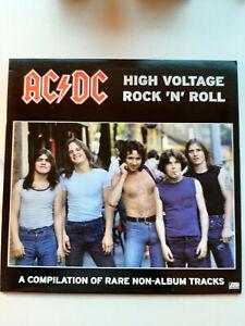 "AC/DC  "" A compilation of rare Non-Album Tracks "" black Vinyl , Neuzustand !!!!"
