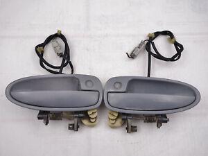 1994-2001 Acura Integra  Door Handles OEM GREY Left & Right