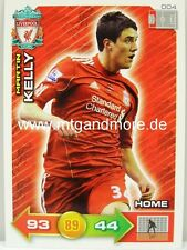 Adrenalyn XL Liverpool FC 11/12 - #004 Martin Kelly - Home