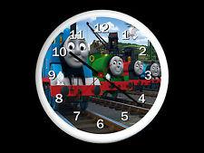 Thomas The Tank Engine Reloj De Pared Personalizado