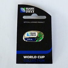 Rugby World Cup RWC 2011 USA Country Pin