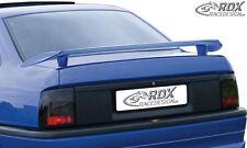 RDX alerón Opel Vectra a popa alas Heck alerón trasero atrás válvulas alerón