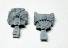 Warhammer 40K Space Marine Iron Hands Bionic Torsos, Finecast Bits