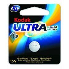 KODAK ULTRA A76 1.5vV batería alcalina Exp 2016