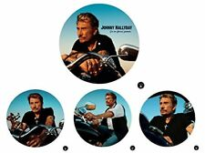 Ca ne finira jamais Warner Johnny Hallyday Album Vinyle .
